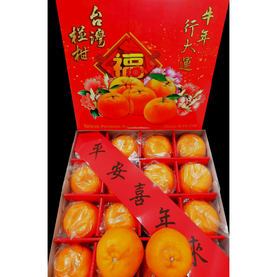TAIWAN MANDARIN ORANGES (椪柑)